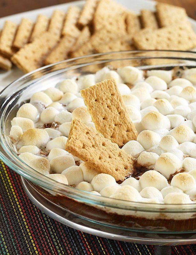 Altın Günlerinin Popüler Tariflerini Altın Harflerle Yazan Petibör ile Yapabileceğiniz 12 Tarif #marshmallows