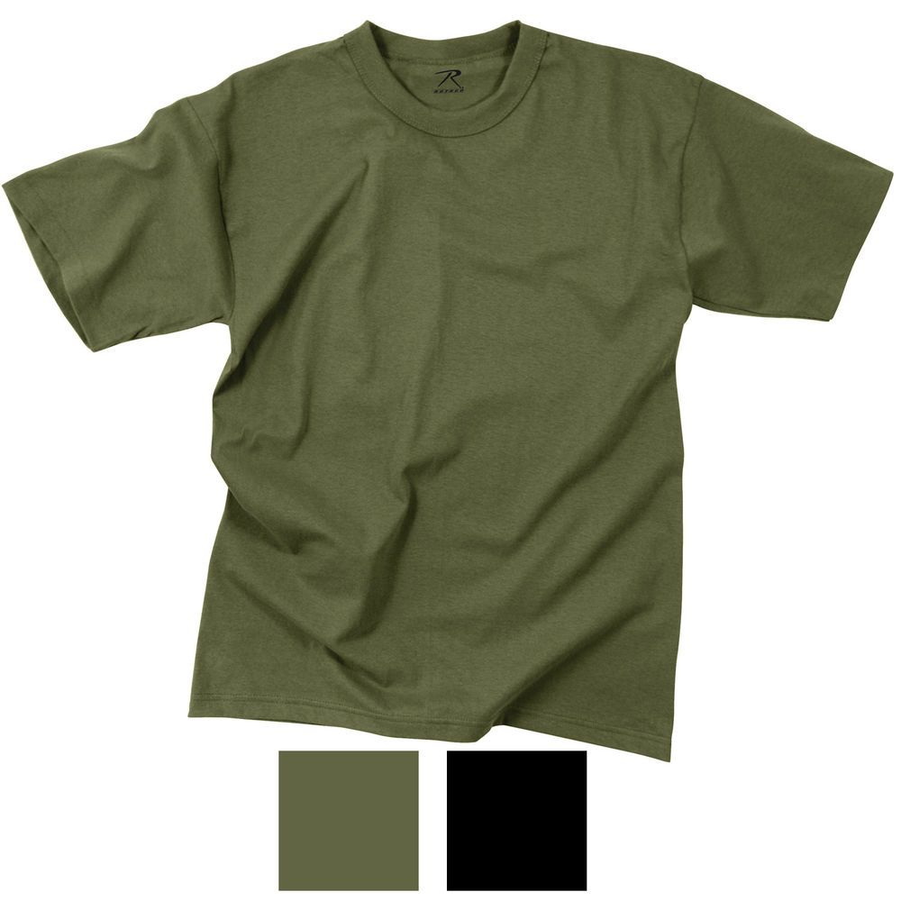 Kids Tactical T-Shirt Lightweight Army Military Tee Crew Neck  Rothco   Everyday 7025df30d93