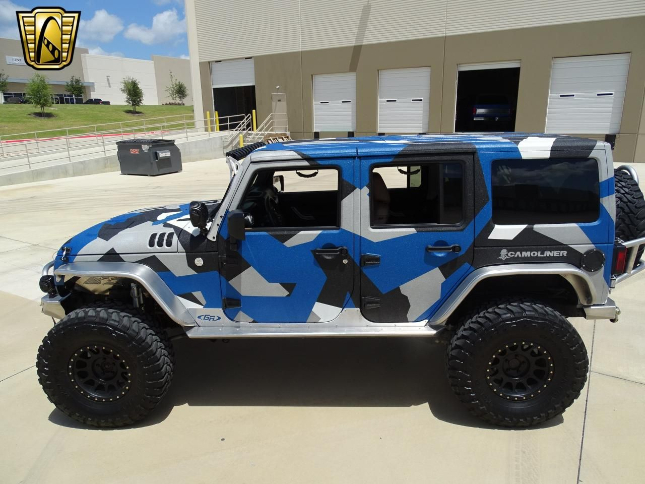 2013 jeep wrangler unlimited rubicon 3 6l v6 sfi dohc 24v 5 speed automatic for sale