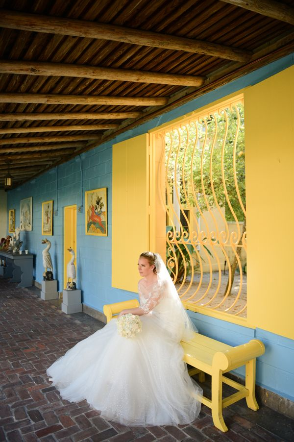Bonnet House Museum Wedding Meredith Richard LARA RIOS FINE ART PHOTOGRAPHY Destination