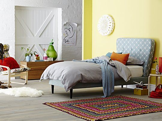 Venus Ks Curved Headboard Headboard Single Bed Frame