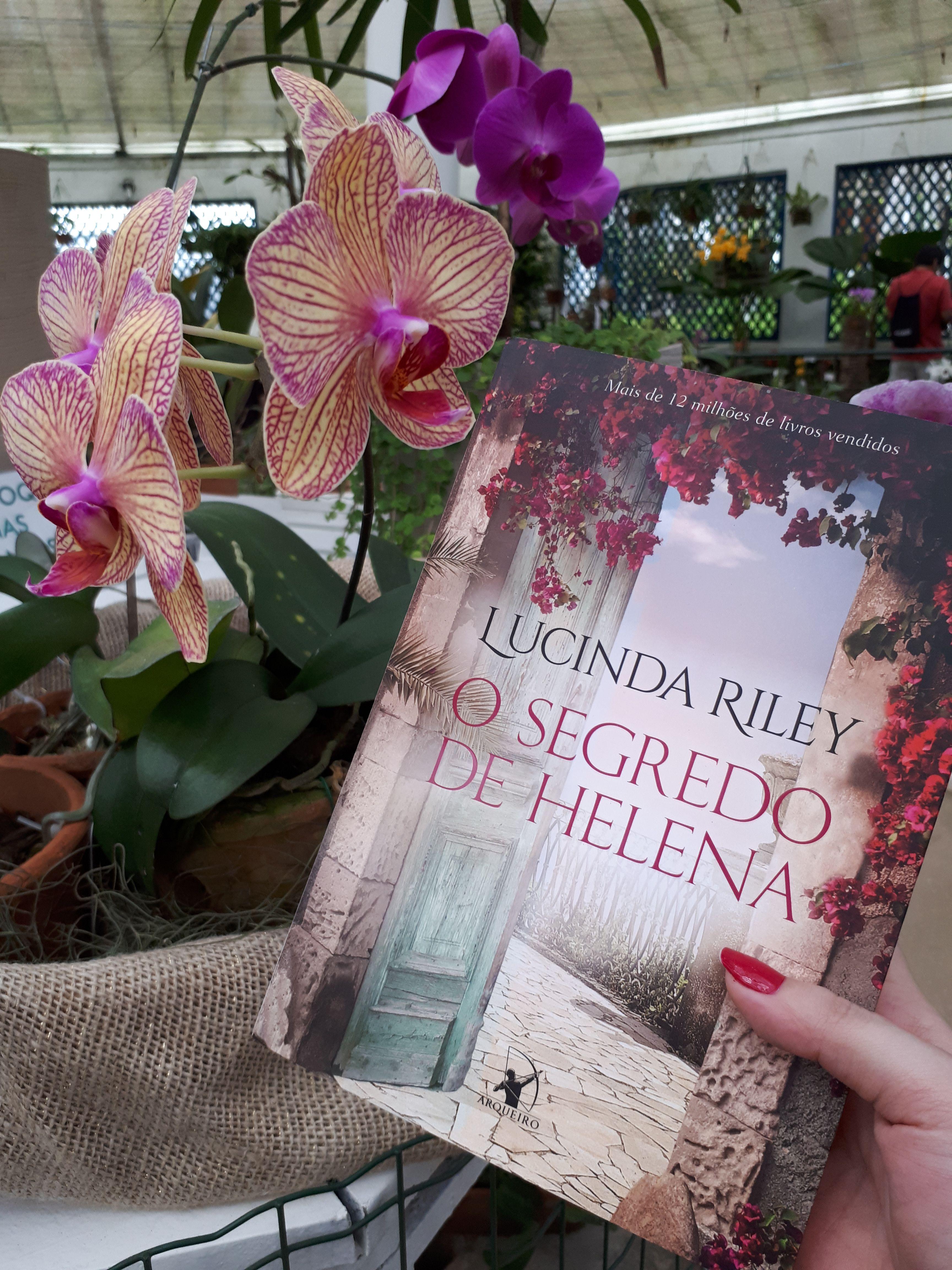 O Segredo De Helena De Lucinda Riley Lucinda Riley Livros