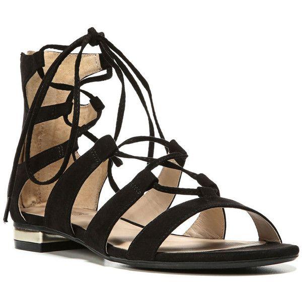 Womens Sandals CARLOS by Carlos Santana Talullah Black