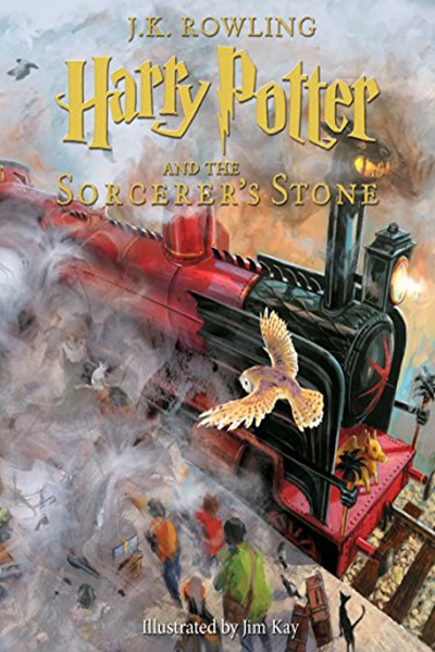 Harry Potter And The Philosopher's Stone Pdf : harry, potter, philosopher's, stone, Harry, Potter, Sorcerer's, Stone:, Illustrated, [Kindle, Motion]:, Edition, (Illustrated, Rowling, Pottermore, Stone,, Books,