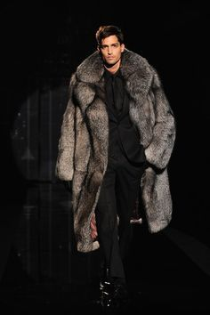 mens fur coat - Google Search | Fur | Pinterest | Fur