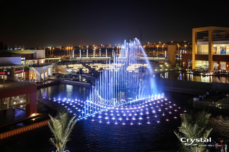 Cairo Festival City in New Cairo, Egypt Cairo festival