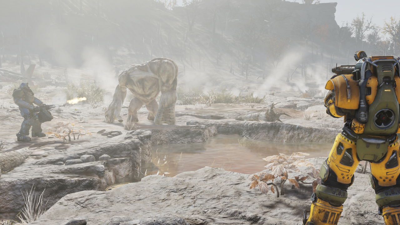 Fallout 76 Beta Exploring Toxic Valley We Explore An Area In Fallout 76 That We Were Super Under Leveled For October 24 201 Fallout Enemy Roleplaying Game