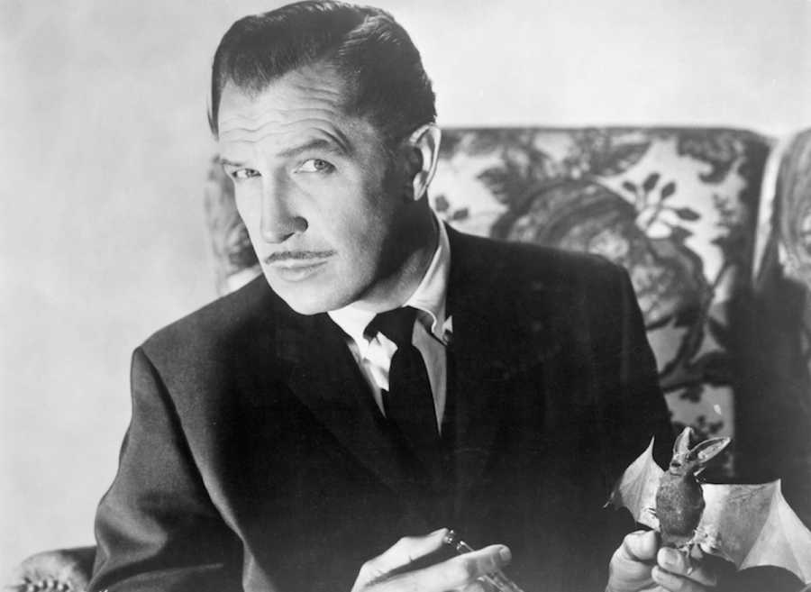 Vincent Price | 20 Gay Hollywood Legends | Purple Clover #hollywoodlegends