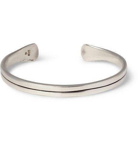 Foundwell Sterling Silver Cuff - Silver Q4uPfMJo
