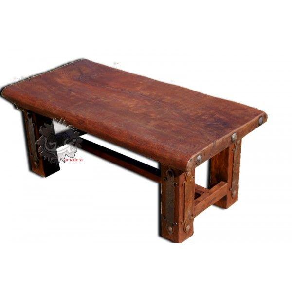 Petite table basse de salon en bois exotique meuble - Petite table basse de salon ...