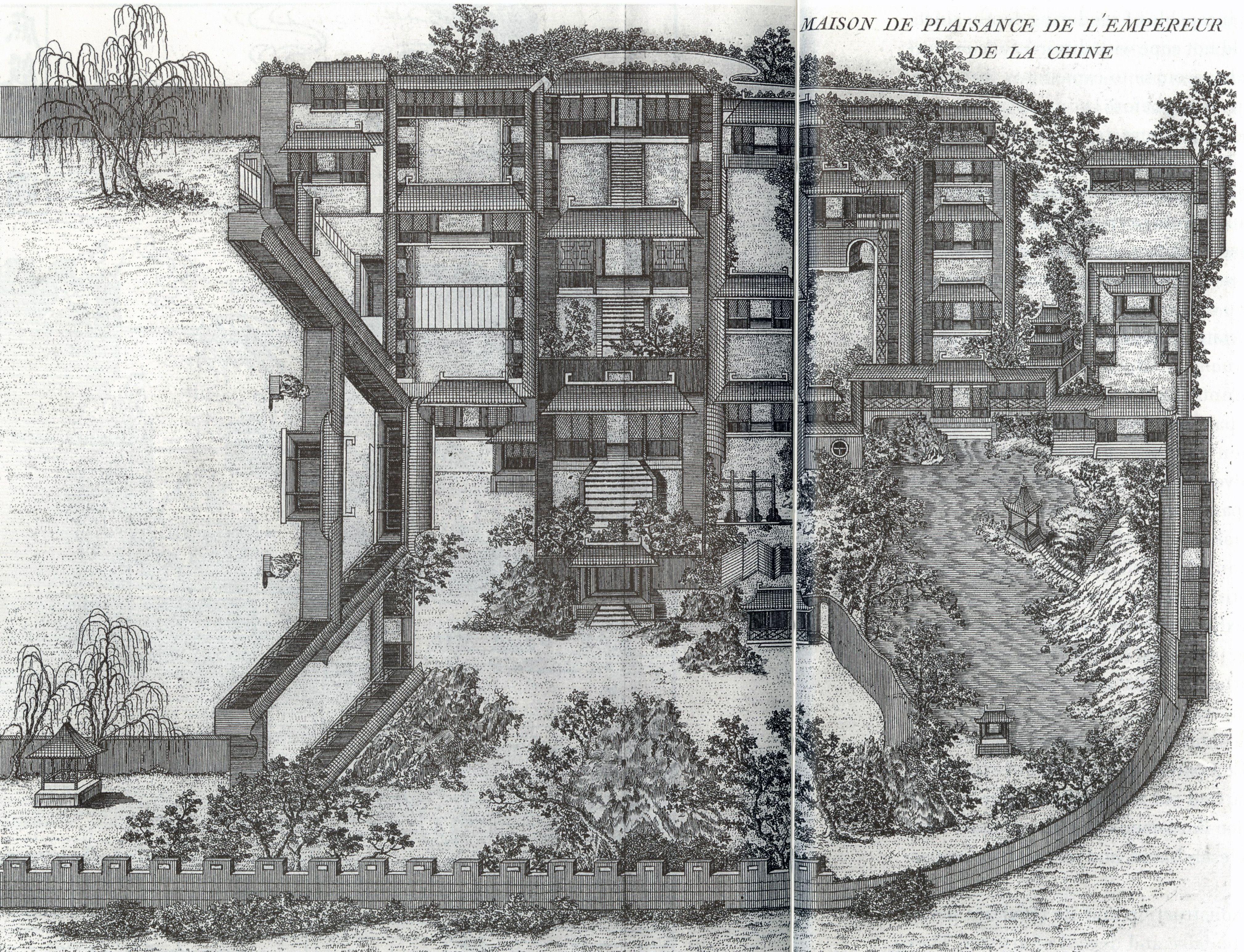 Maison de plaisance de l 39 empereur de la chine paris - Maison de la chine paris ...