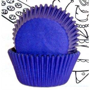 Solid Blue Mini Golda S Kitchen Baking Cups Cake Decorating Supplies Kitchen Baking