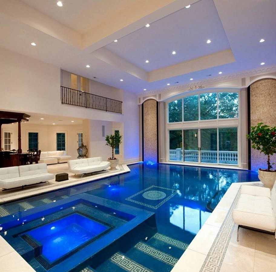 Casas modernas casas modernas ideas para el hogar Interiores de casas modernas 2015