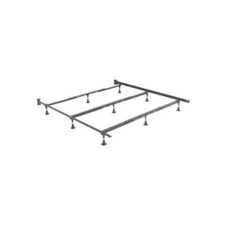 Amazon Com Leggett And Platt 9774 California King Size Steel Bed Frame Metal Bed Frame Steel Bed Frame Bed Frame