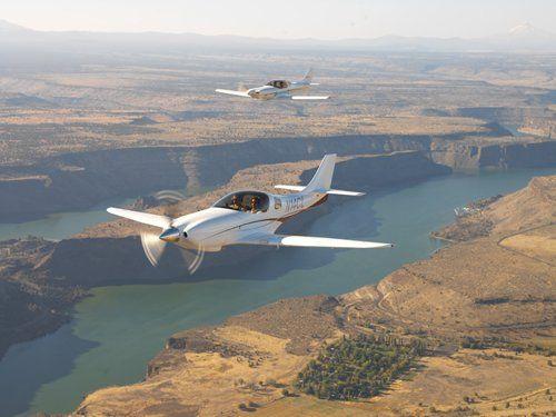 Lancair Private Aircraft Aircraft General Aviation