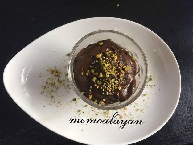 موس الشكولاته والافوكادو Memoalayan بالصور من Memoalayan Recipe Food Beef Desserts