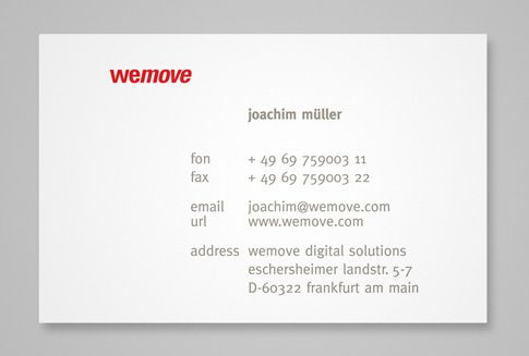 The backface of the business card is printed with the same Pantone color. The…