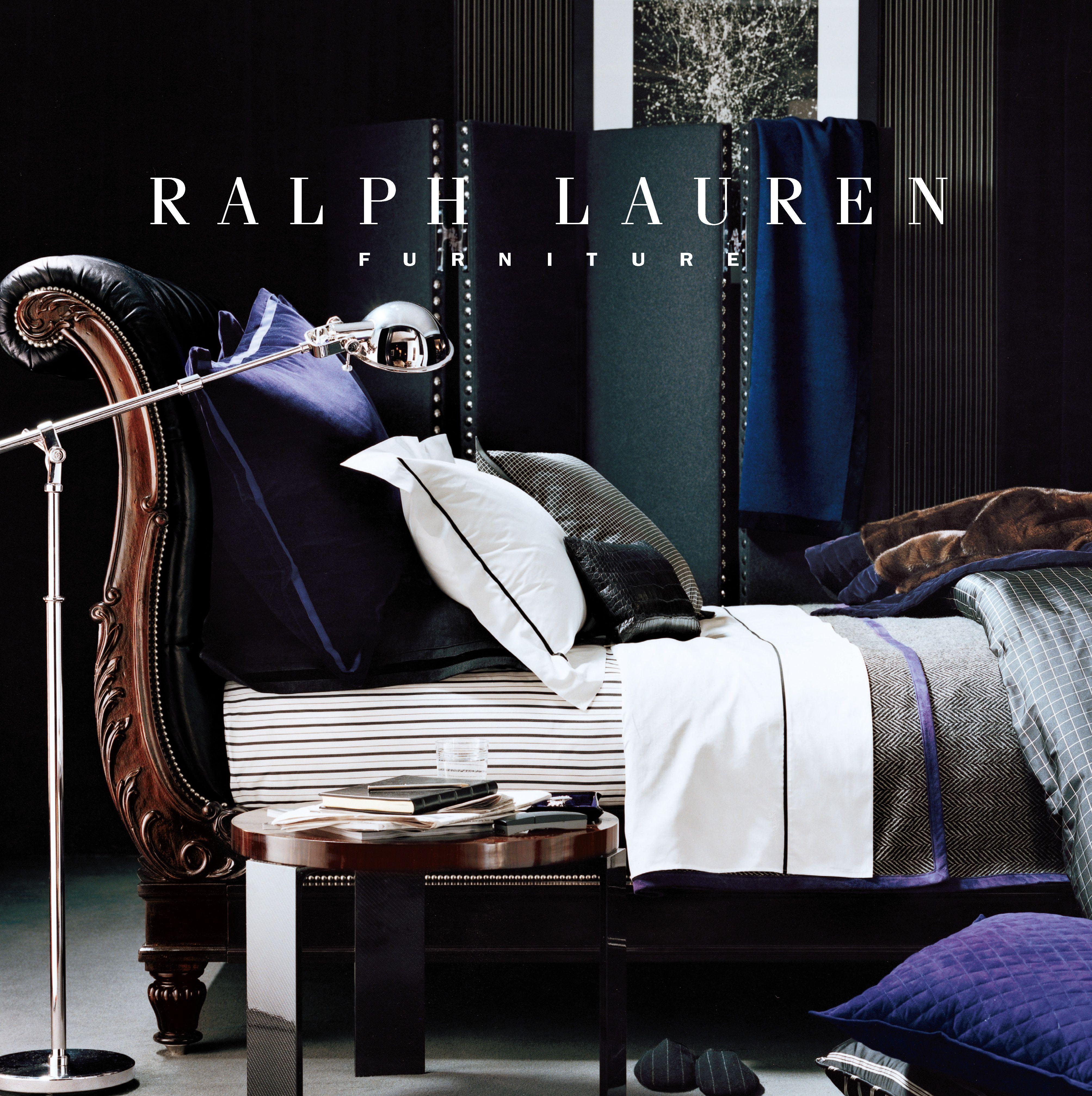 Ralph Lauren Furniture | Ralph lauren bedroom, Ralph ...