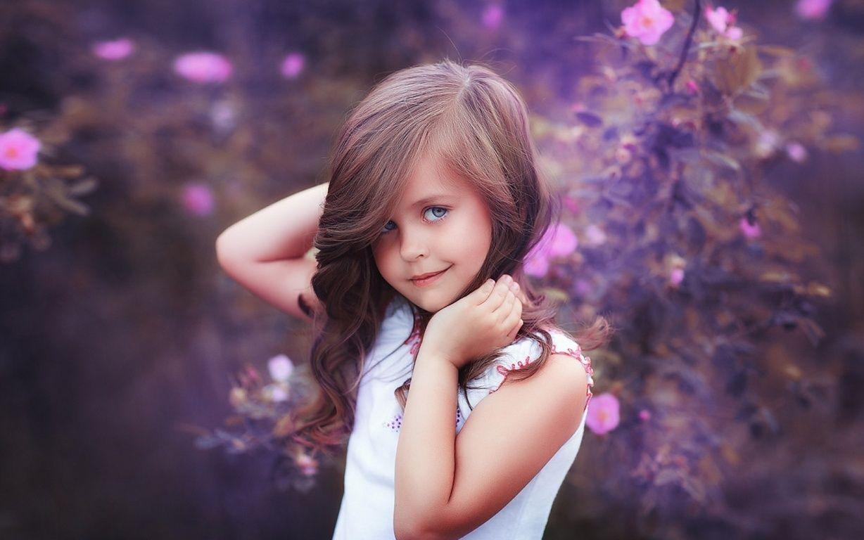 Cool Прически девочкам на выпускной в детском саду u лучших фото