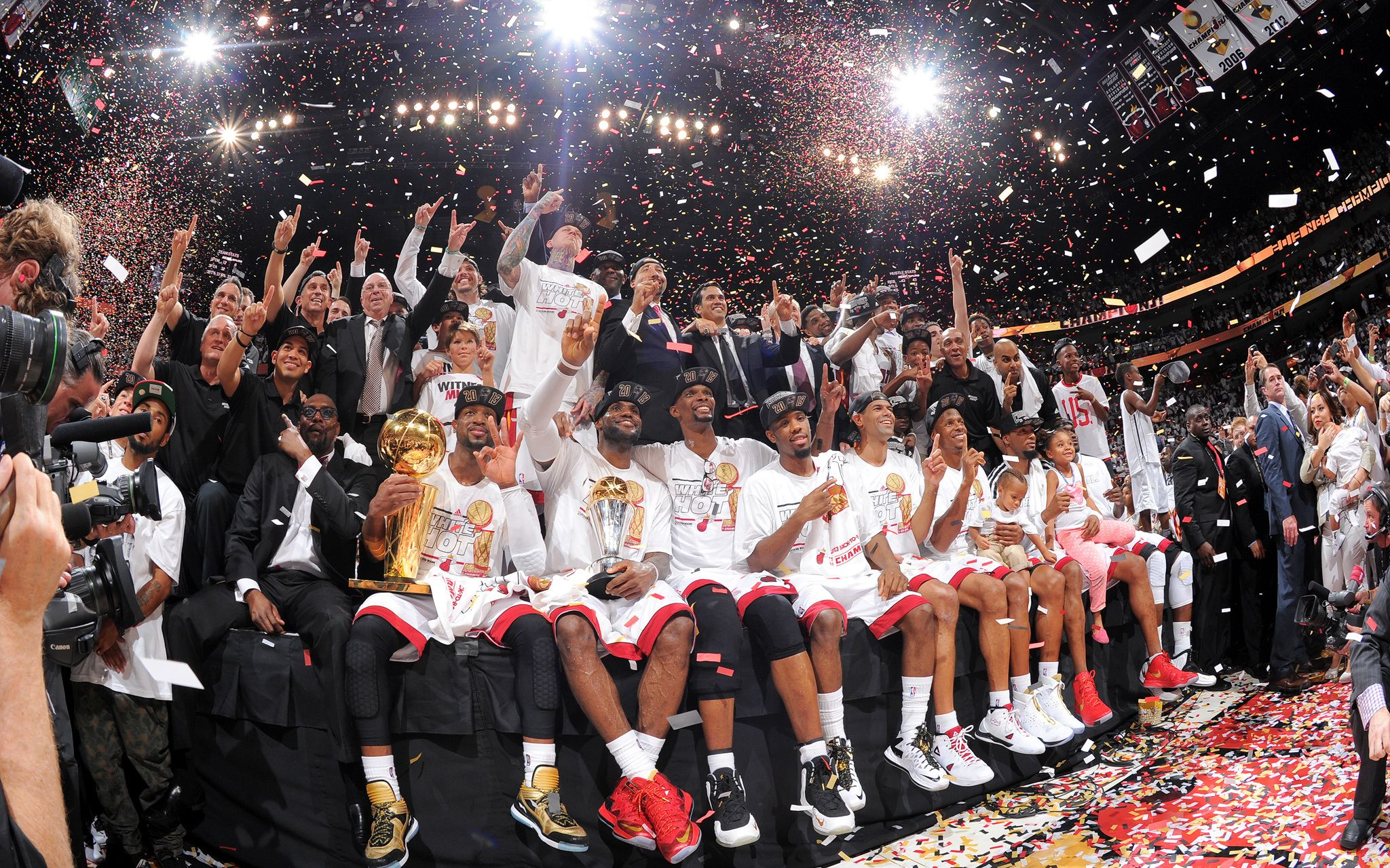 Championship Games Experiencify Miami heat, Nba finals