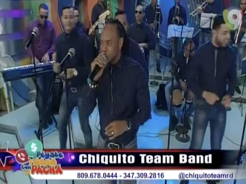 El Pachá Presenta En Concierto A Chiquito Team Band