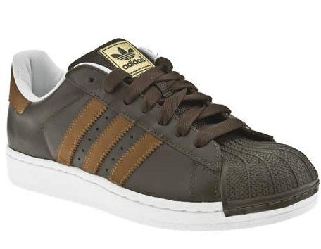 Adidas Superstar 2 Brown