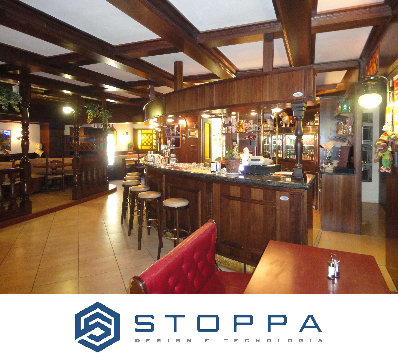 Pub da Mamma Irma in Bra by Stoppa Design e Tecnologia.