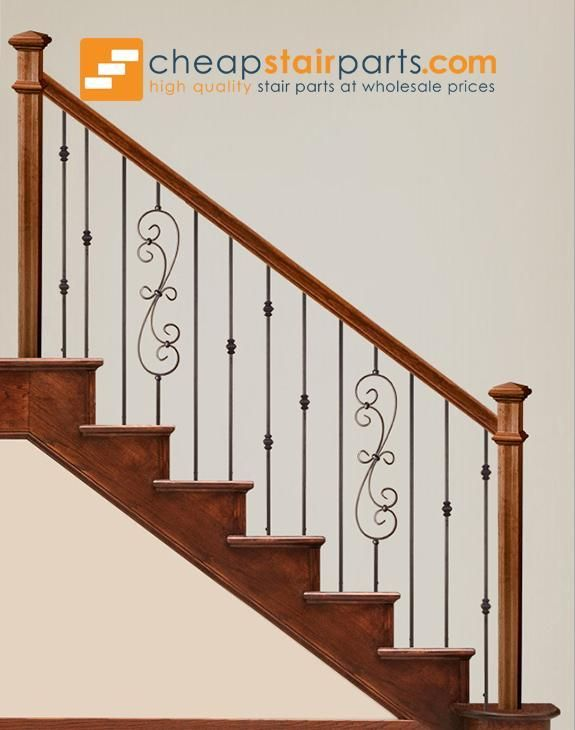 16 1 25 S Small Spiral Scroll Metal Stair Railing Stair Railing