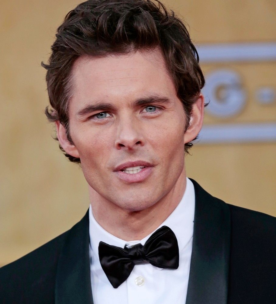 Former Versace Model And X Men Actor James Marsden In A Recent