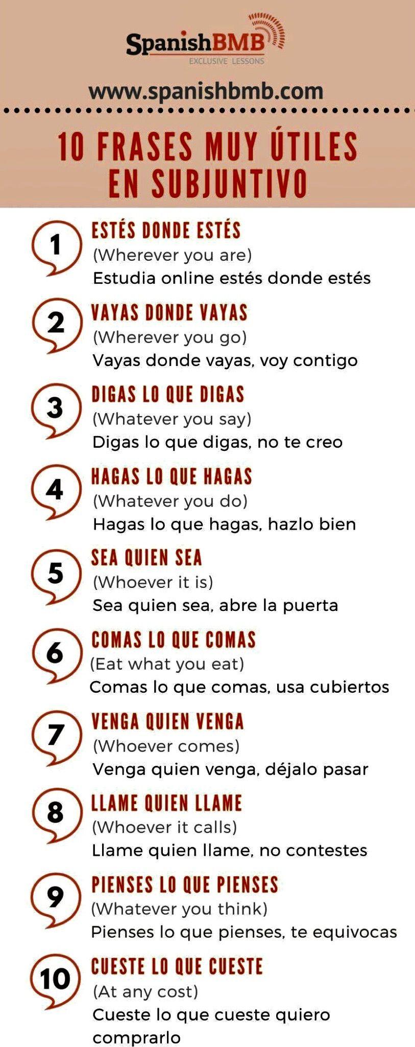 Pin De Raquel Navajas En Spanish Language Learning Vocabulario Ingles Español Palabras Ingles Español Verbos Ingles