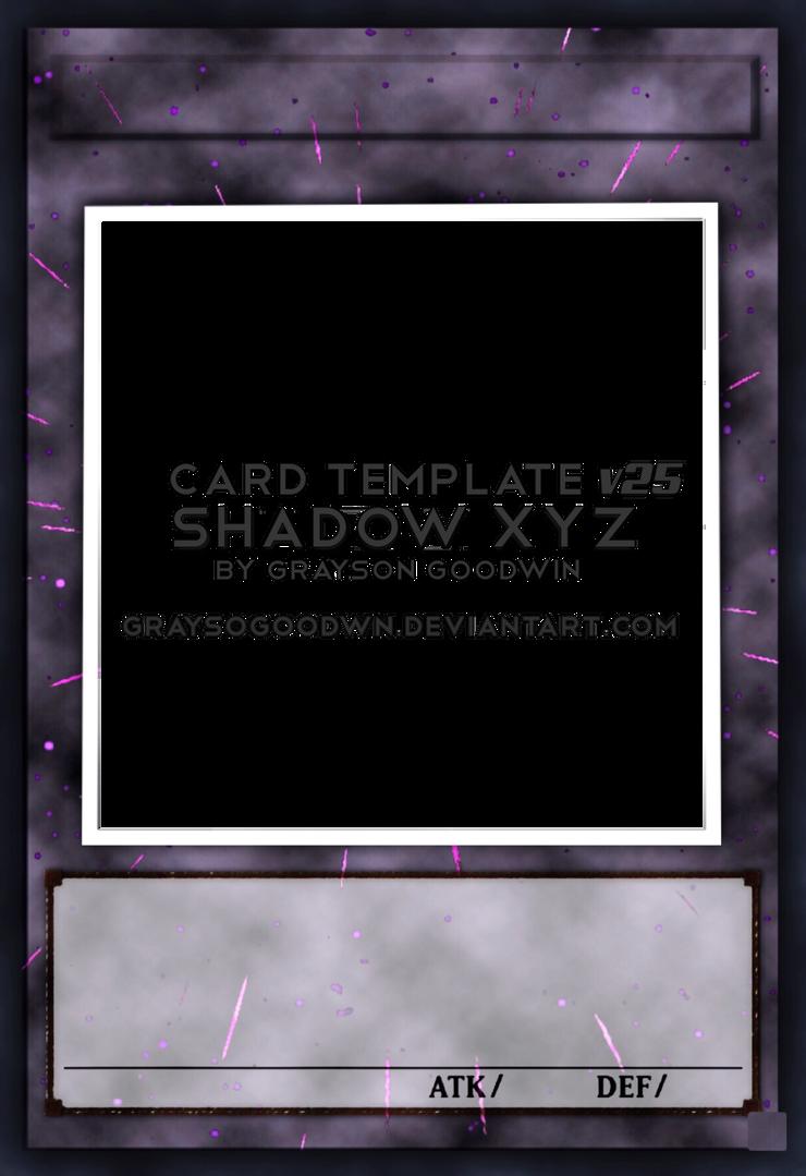 Shadow Xyz Monster Custom Yugioh Cards Custom Cards Shadow