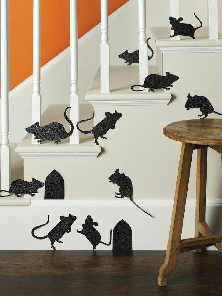Décoration halloween maison en plus de 50 idées simples