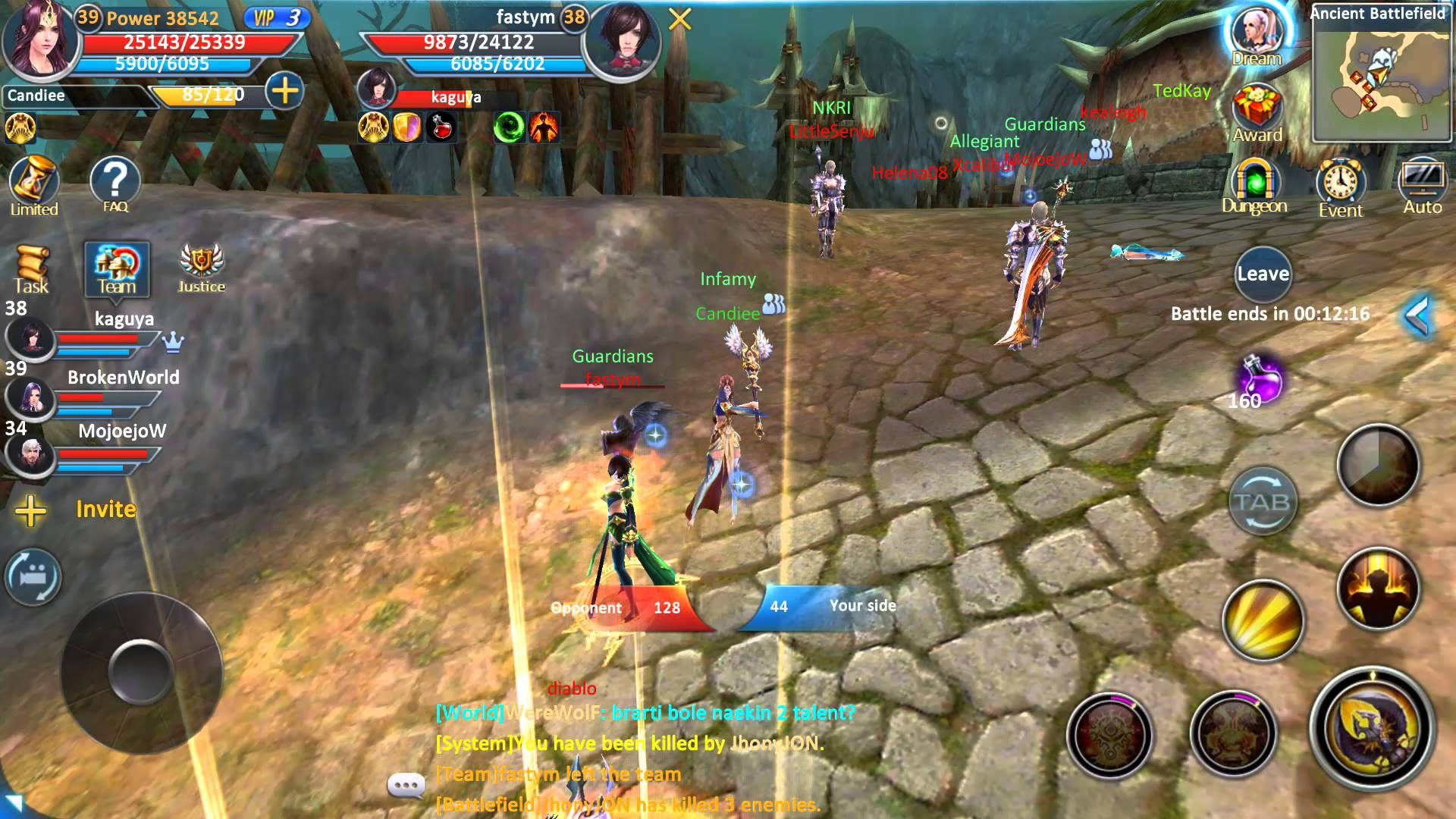 Best MMO Android Games You Can Play For Free | Games