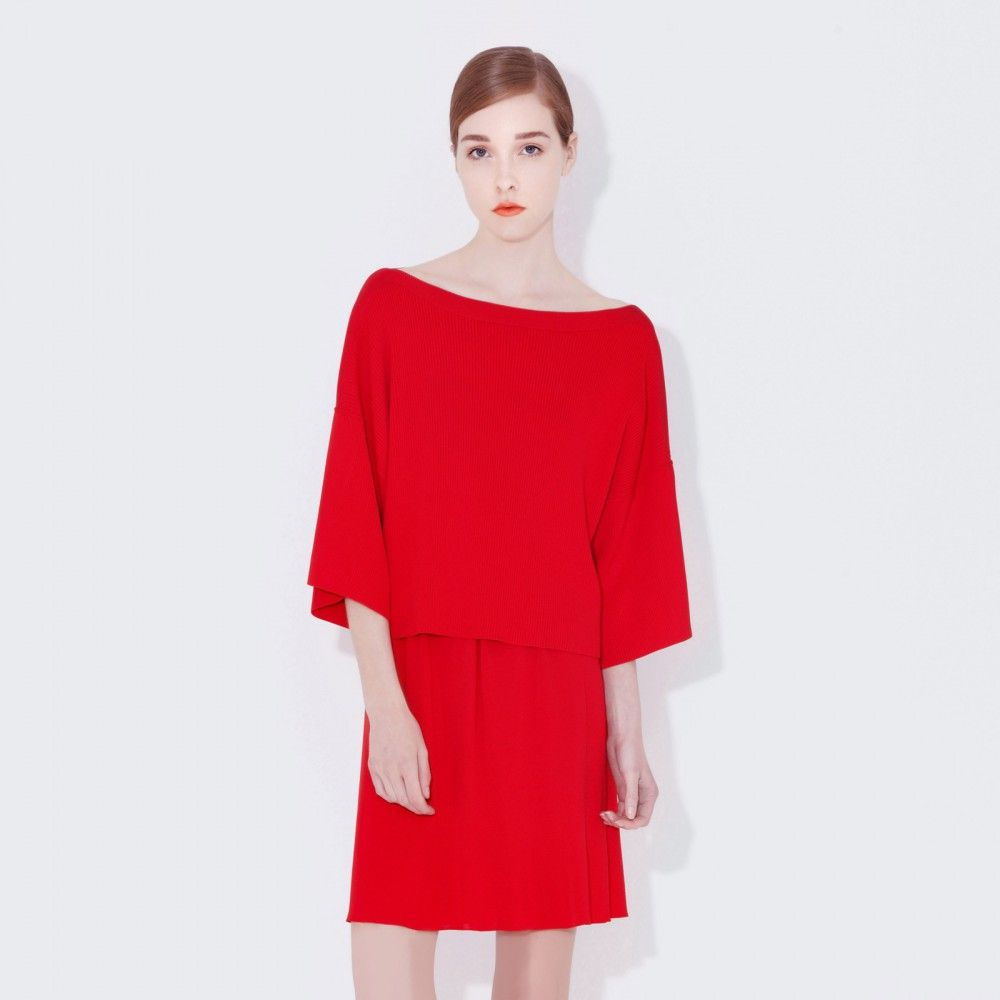 Jupe maille rayon - Sonia by Sonia Rykiel