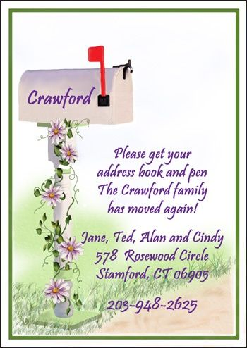 make your wordings unique for your moving announcement cards and - best of sample invitation letter for housewarming ceremony