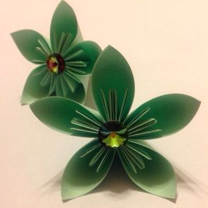 How to make a paper flower bouquet | Guidecentral