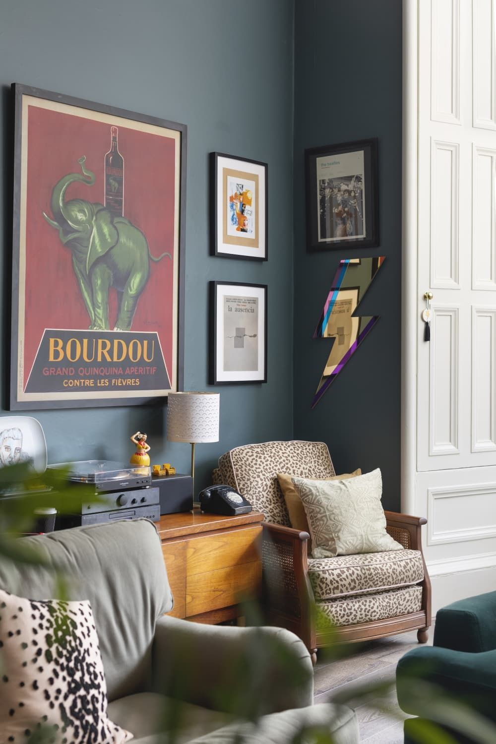 This Cool Scottish Home Is Bursting With Bold Colors And Decor In 2020 Interior Design Interior Eclectic Decor Modern