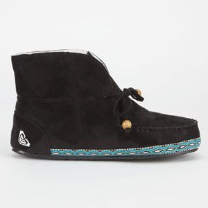 ROXY Chestnut Womens Slippers