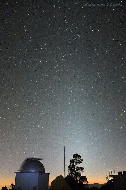 Luz Zodiacal ao Amanhecer / Zodiacal Light at Dawn | Flickr - Photo Sharing!
