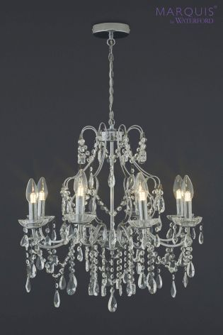 Buy Marquis By Waterford Annalee 8 Light Chandelier from the Next UK ...