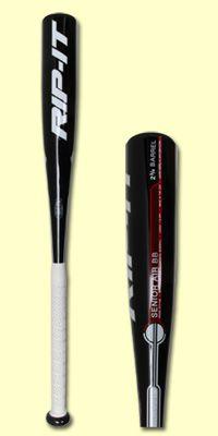 Rip It Air Big Barrel Senior League Baseball Bat B1410b Big Barrel Baseball Bat Barrel
