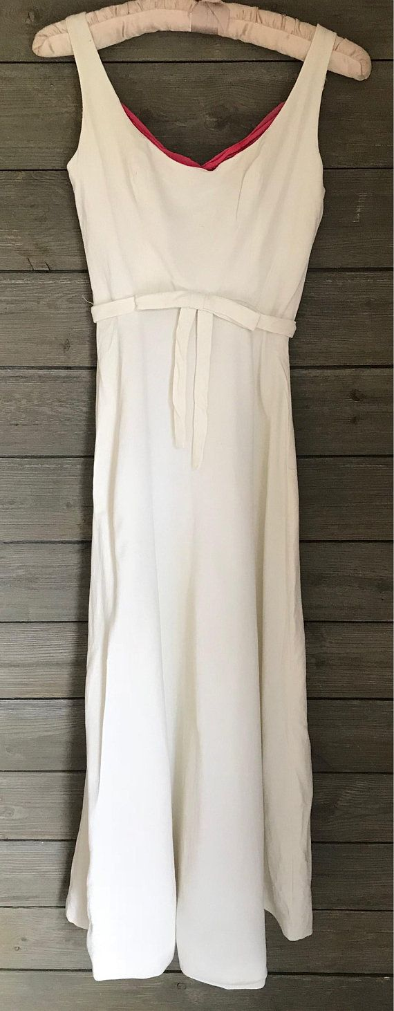 Us long white dress saks fifth avenue safinia size us