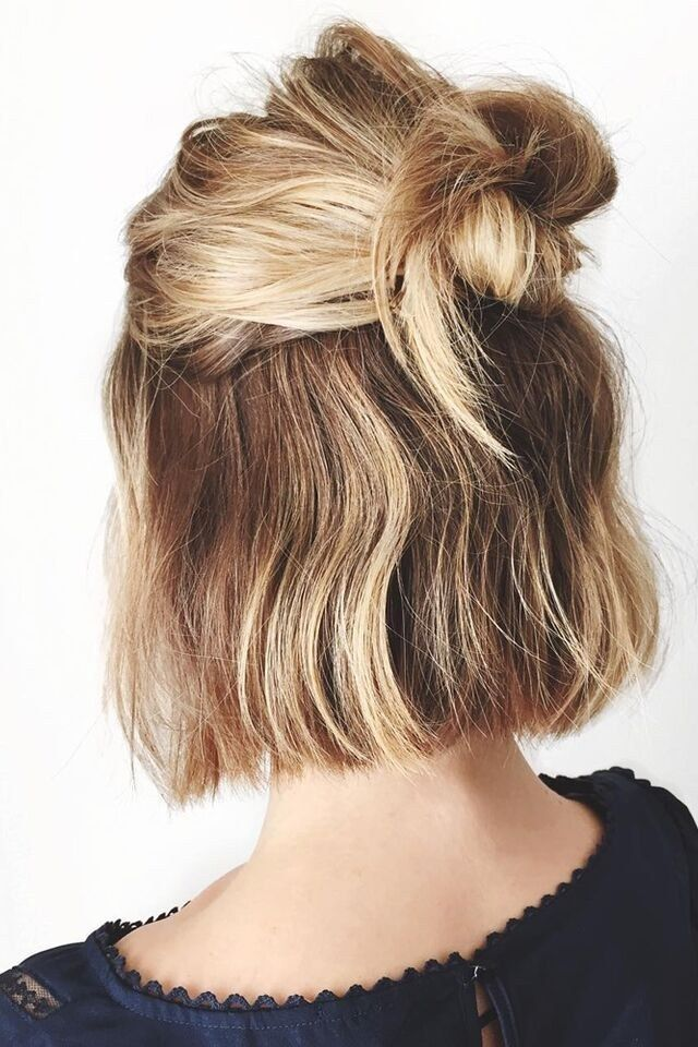 9 Epic Hairstyles You Can (Seriously) Do in Less than 30 Seconds