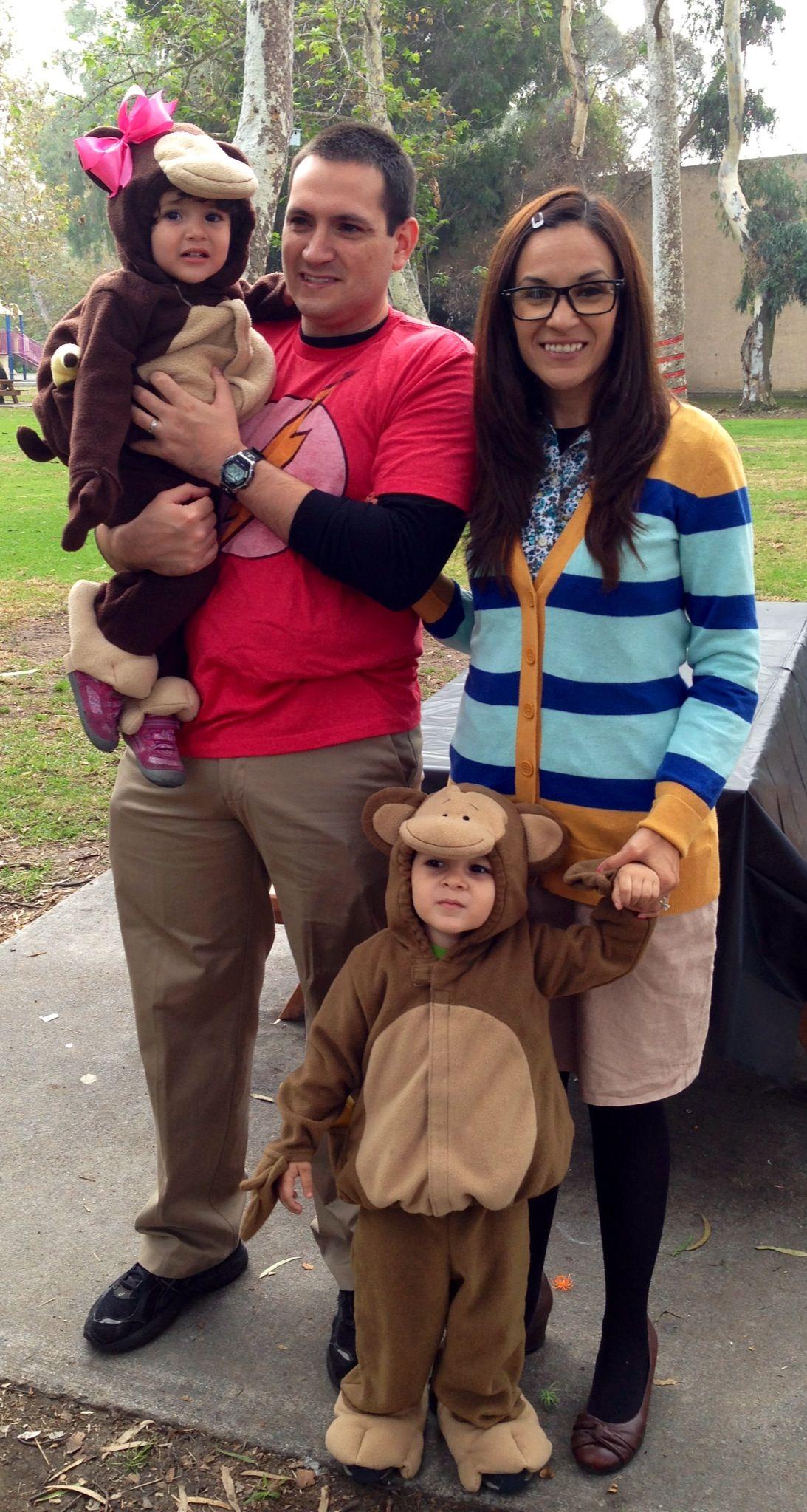 Big Bang Theory family Halloween costumes. Amy and Sheldon (Shamy ...