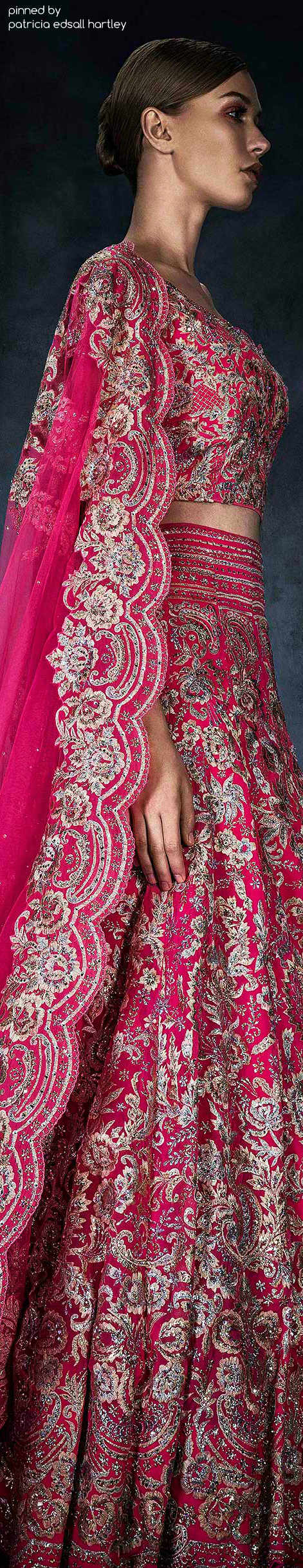Sparkling Couture\' from South East Asia -Suneet-Varma | Dresses ...