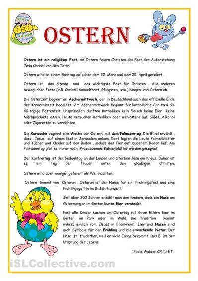 ostern german holidays ostern ostern lieder ostern kindergarten. Black Bedroom Furniture Sets. Home Design Ideas