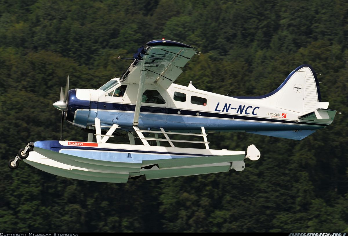 De Havilland Canada DHC2 Beaver Mk1 Dhc