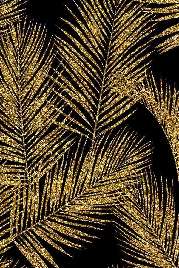 Pin By Nana Ramirez On Papel Decorativo Gold And Black Background Black And Gold Aesthetic Gold Glitter Background