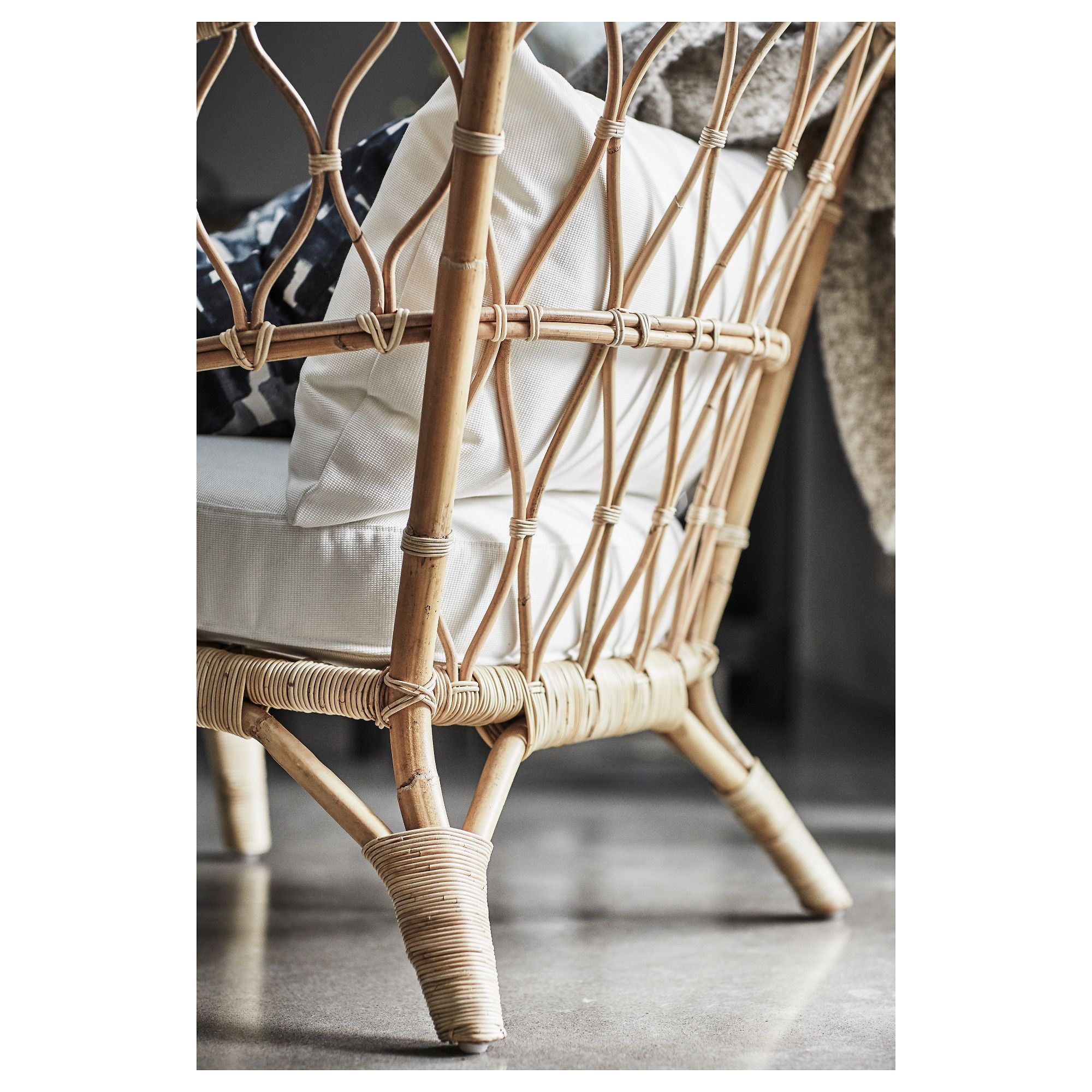 Divani In Rattan Ikea.Furniture And Home Furnishings Federe
