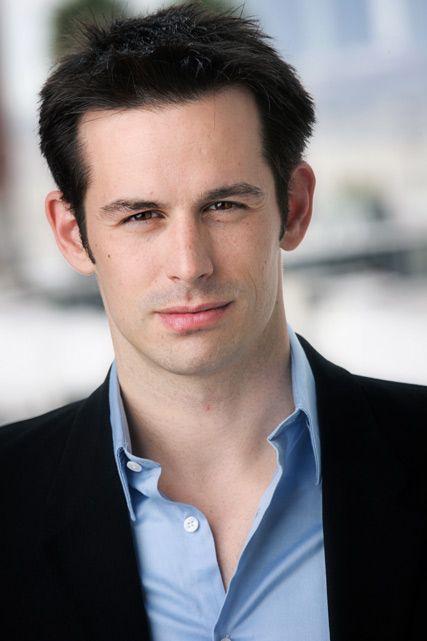Matt Mullins actor